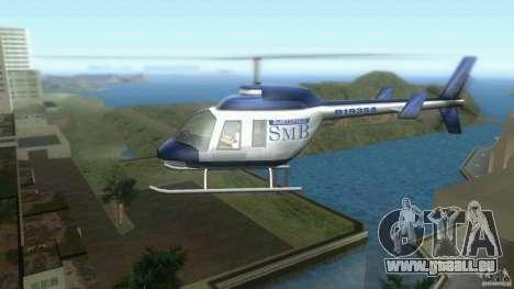 SubtopiCo SMB Maverick für GTA Vice City linke Ansicht