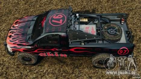 Dodge Power Wagon pour GTA 4 Vue arrière de la gauche