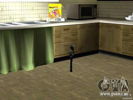 Pak version domestique armes 2 pour GTA San Andreas sixième écran