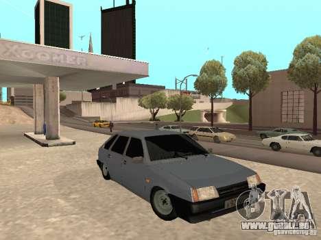VAZ 2109 für GTA San Andreas