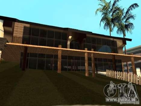 Villa in San Fierro für GTA San Andreas neunten Screenshot