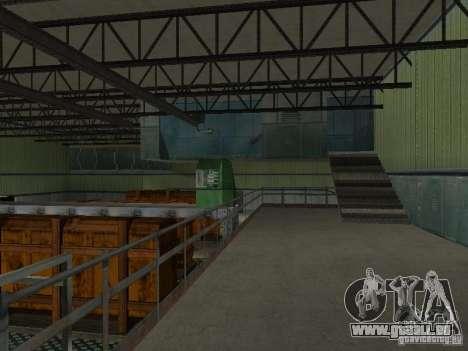Espace ouvert 69 pour GTA San Andreas deuxième écran