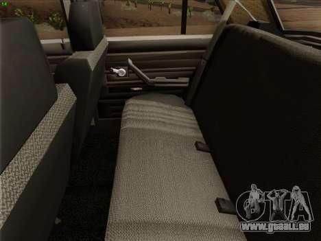 LADA 2105 RIVA (exportation) 2.0 pour GTA San Andreas