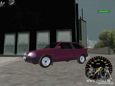 VAZ 2108 classique pour GTA San Andreas
