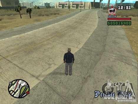Todas Ruas v3.0 (Las Venturas) pour GTA San Andreas cinquième écran