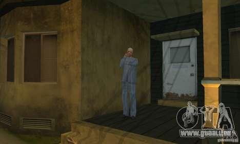 Projekt x an der Grove Street für GTA San Andreas dritten Screenshot