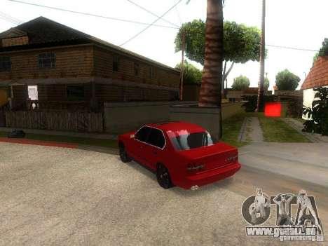 ENB-series 3 pour GTA San Andreas deuxième écran
