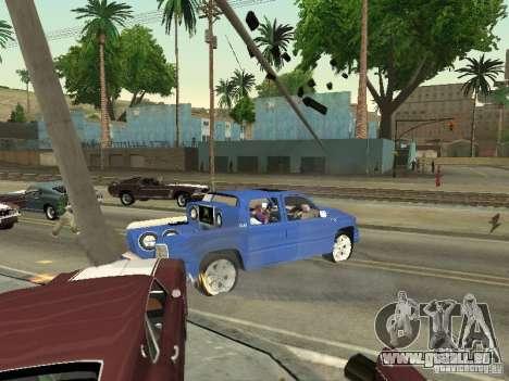 Ballas 4 Life für GTA San Andreas her Screenshot