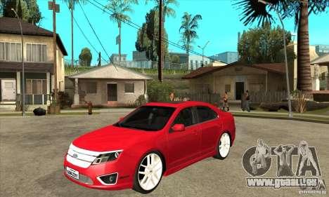 Ford Fusion Hybrid pour GTA San Andreas