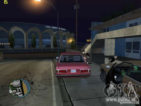 GTA IV  San andreas BETA für GTA San Andreas zehnten Screenshot