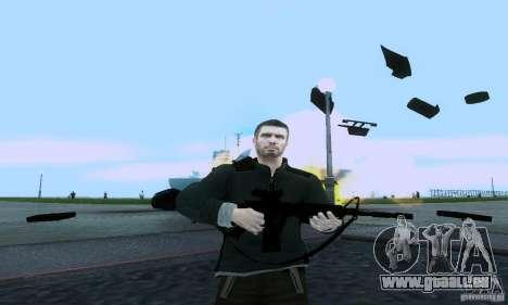 ENB Reflection Bump 2 Low Settings pour GTA San Andreas dixième écran