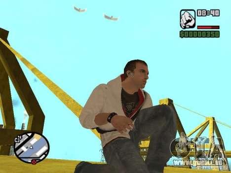 Desmond Miles pour GTA San Andreas huitième écran