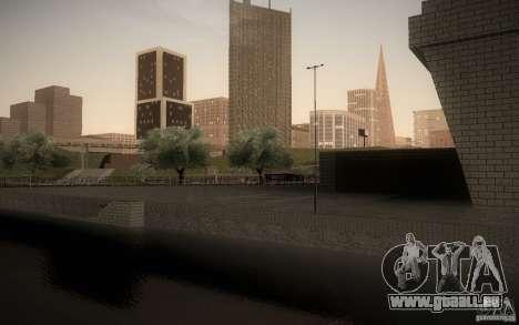 SF Army Re-Textured ll Final Edition pour GTA San Andreas troisième écran