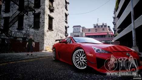 FrostENGINE ENB pour GTA 4