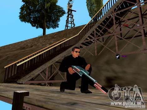 Ice Weapon Pack für GTA San Andreas siebten Screenshot