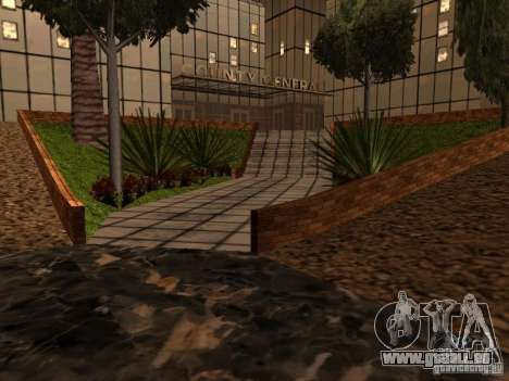 Das neue Krankenhaus in Los Santos für GTA San Andreas sechsten Screenshot