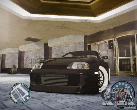 TOYOTA JZA80 SUPRA für GTA 4 rechte Ansicht