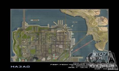 Otto Sport Car für GTA San Andreas siebten Screenshot