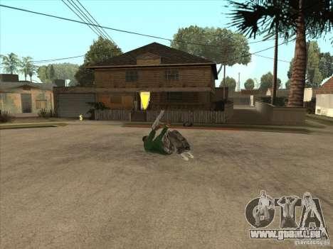 Parkour 40 mod pour GTA San Andreas septième écran