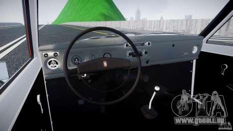 Datsun Bluebird 510 Sedan 1970 pour GTA 4 est un droit