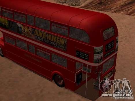 AEC RouteMaster RML für GTA San Andreas linke Ansicht