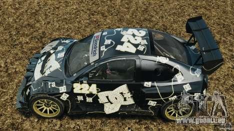 Colin McRae BFGoodrich Rallycross für GTA 4 rechte Ansicht