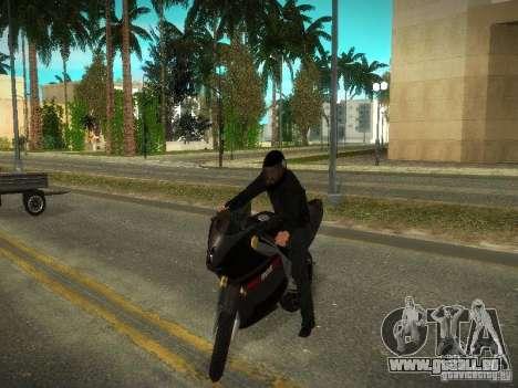 Nouvelles histoires Niko Bellis pour GTA San Andreas septième écran