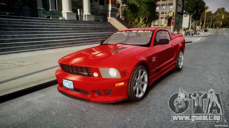 Saleen S281 Extreme - v1.2 pour GTA 4