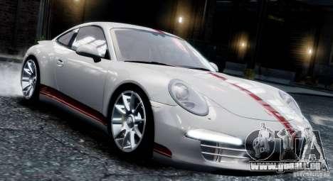 Porsche 911 (991) EPM für GTA 4