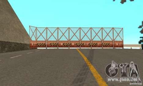 Welcome to AKINA Beta3 pour GTA San Andreas sixième écran