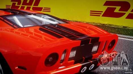 Ford GT 2006 v1.0 pour GTA 4 Salon