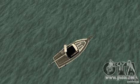 Reefer GTA IV pour GTA San Andreas vue de droite