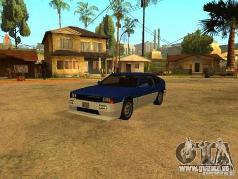 Spawn-Autos für GTA San Andreas sechsten Screenshot