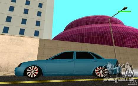 LADA 2170 Pensa tuning für GTA San Andreas linke Ansicht