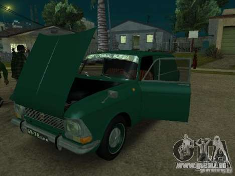AZLK 434 für GTA San Andreas rechten Ansicht
