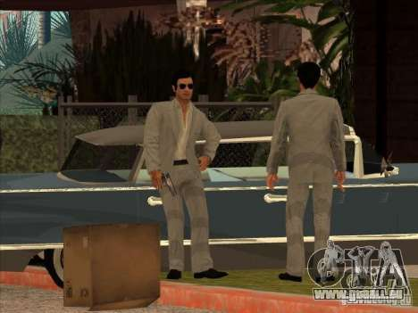 Vito Scaletta Made Man für GTA San Andreas dritten Screenshot