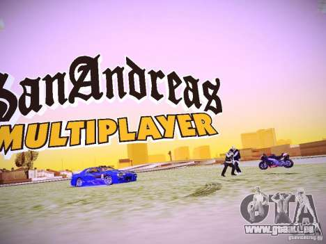 La possibilité de remplacer le timecyc dans SA:  pour GTA San Andreas troisième écran