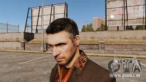 Sam Fisher-v7 für GTA 4 Sekunden Bildschirm