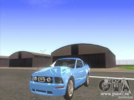 Ford Mustang Pony Edition pour GTA San Andreas