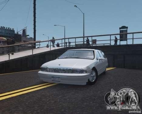 Chevrolet Caprice Wagon 1993 für GTA 4