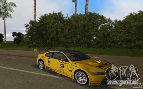 BMW M3 GT2 pour GTA Vice City