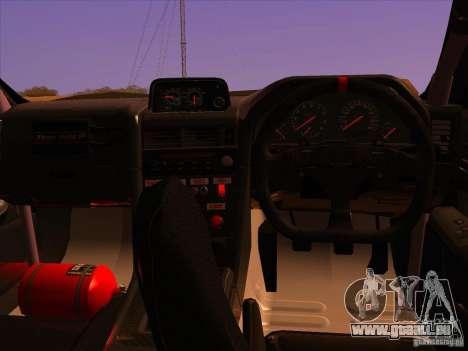 Nissan Skyline R34 Tunable für GTA San Andreas Räder
