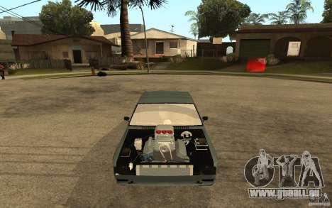 Chevrolet Cheville für GTA San Andreas rechten Ansicht