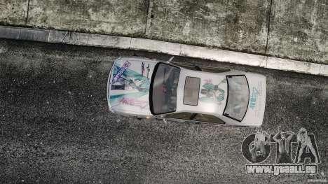 Nissan Laurel GC35 Itasha für GTA 4 rechte Ansicht