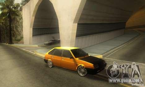 VAZ 2109 léger Tuning pour GTA San Andreas