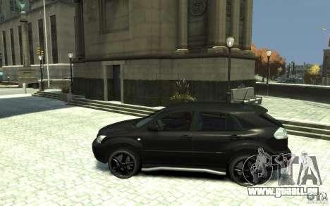 Lexus RX 400h für GTA 4 linke Ansicht