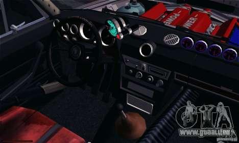VAZ 2106 Turbo für GTA San Andreas rechten Ansicht