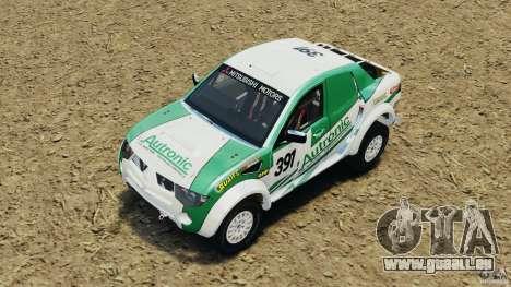 Mitsubishi L200 Triton pour GTA 4 est un côté