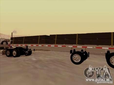 Trailer Artict1 pour GTA San Andreas laissé vue
