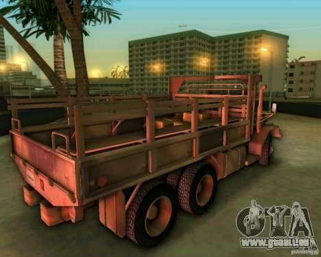 M352A pour GTA Vice City sur la vue arrière gauche